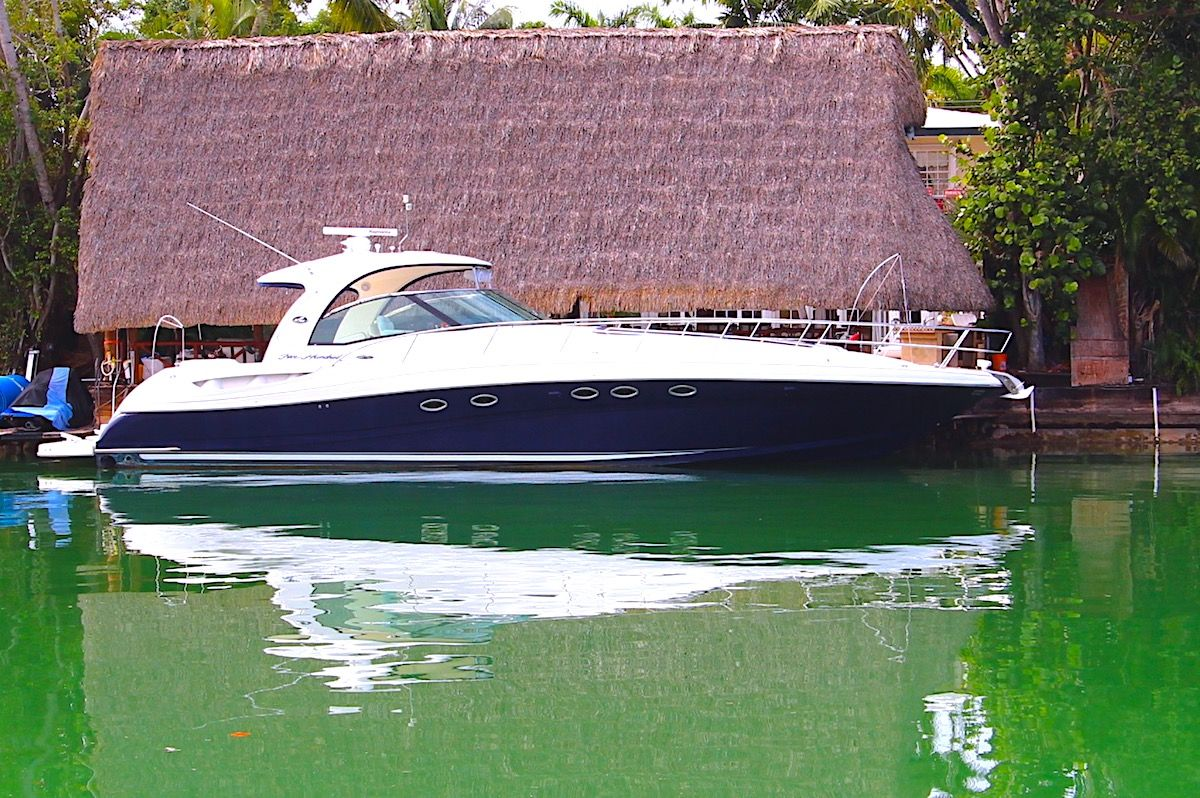 JUST SOLD: SEA RAY 50 2004