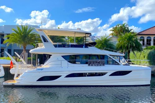 Just Sold: Aquila 48 2019