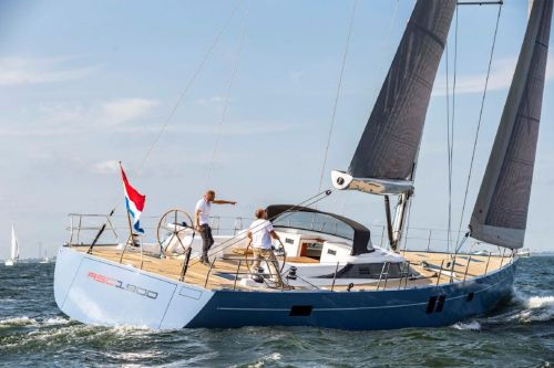 New Listing Announcement: RSC 1900 Sailing Yacht with David Greco