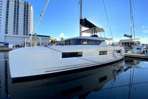 Just Sold: 2021 Lagoon 46