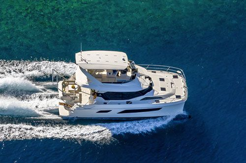 Aquila Yachts represents the newest and most exciting evolution on the market today offering practicality and comfort with trend setting innovation, quality and design. Both inside and out, Aquila Catamarans are