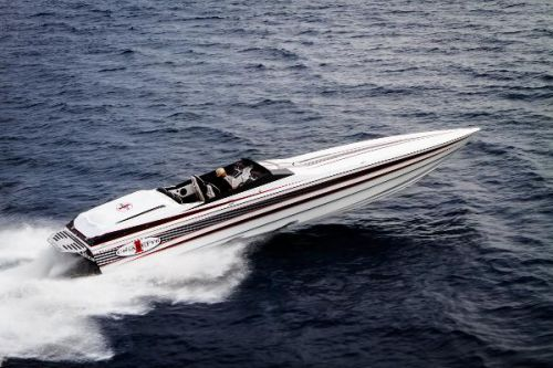 Cigarette Racing Team has defined performance boating since 1969 when racing was its claim to fame. As a custom boat builder, it provides boats specifically geared to its customers tastes in models ranging from 38-50'